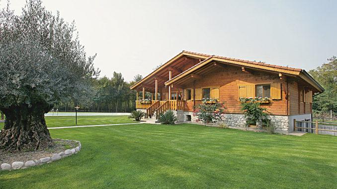 Case in legno trend in crescita in italia ttnews24 for Case in legno italia